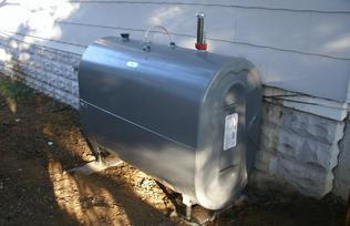 Above Ground Storage Tank Installations in Maryland